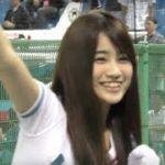 伊伊ちゃんが超カワイイしケツ振りがたまんない♥♥♥台湾プロ野球 ラミゴ ラミガールズ