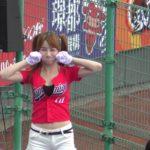 超超超超可愛い♥可愛すぎでたまんない 台湾プロ野球ラミガールズ kawaii