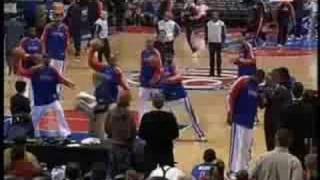 NBA 2007年ハプニングTop10