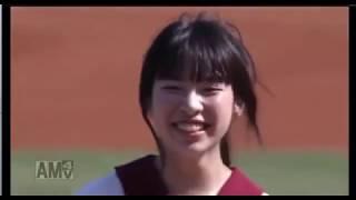 台湾のかわいい始球式