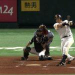 【プロ野球パ】マッチがびっくり弾、完全なボール球をスタンドへ!28号2ランHR 2015/08/29 H-F