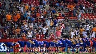 【感動】オランダ下したなでしこジャパン選手らの行動が世界で話題に Japanese Bushido