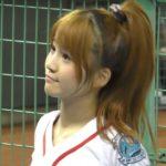 伊伊ちゃんが超超超超kawaii cute♥♥♥台湾プロ野球ラミゴモンキーズ ラミガールズ LamiGirls 日本人美人とはまた違う空前絶後のかわいさ♥