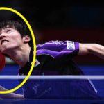 【卓球】最高にエキサイティングそしてアメイジング‼︎綺麗に決まったace【神業】service ace【table tennis】