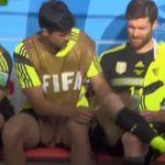 ベンチでサッカー面白映像&ハプニング集!まさかのハプニングは爆笑ものwww