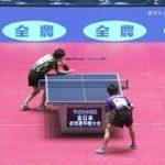 卓球 全日本選手権2013 男子決勝 水谷隼 vs 丹羽孝希