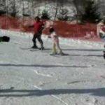 東海雪山白板隊 爆笑奮闘編 スノーボード チーム