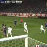 日本 vs ホンジュラス 6-0 ( 14-11-2014 ) – 遠藤アメージングゴール