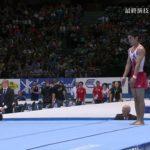 シライ 新技 白井健三 体操 金メダル