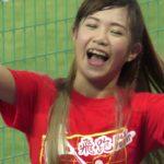 【4K】台湾プロ野球 超絶カワイイチアガール ラミガールズ  妃比ちゃん♥