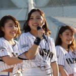 超絶カワイイ美女軍団 SAMURAI JAPAN チアリーダー Beautiful Girls 自己紹介 ENEOS アジアプロ野球チャンピオンシップ 2017  Cheerleading Squad