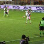 2014.7.19 ヴィッセル神戸 vs サガン鳥栖 マルキーニョスのびっくりクロス