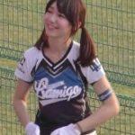 ラミガールズLamiGirls  超絶かわいい泱泱ちゃん 台湾プロ野球 Chinese Taipei baseball pretty cheerleader