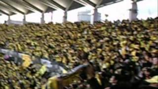 ジェフ千葉2008  5月の歌、12月の歌 -Amazing grace anthem  JEF United Chiba fans sing