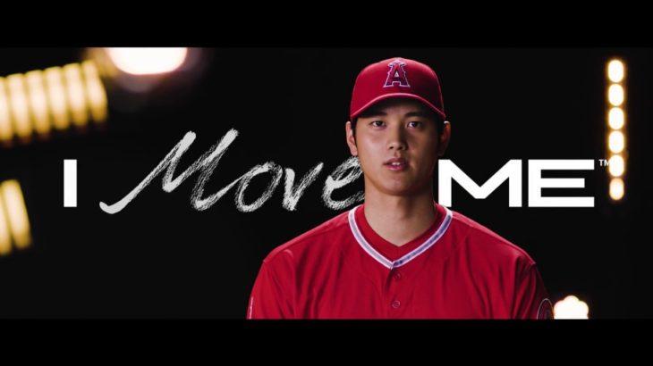大谷翔平選手「 I MOVE ME ~MLB篇~」