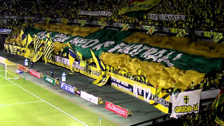 ジェフ千葉'11 vs鳥栖@フクアリ -Amazing Grace- JEF United Chiba fans 10,Sep.11