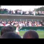 【スポーツ動画💛 】エロ過ぎるテニス選手の掛け声