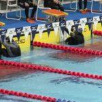 第24回全日本スポーツダイビング室内選手権大会(玉田さん、中野さん)