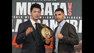 【対談】村田諒太 浜田雅功  ボクシング boxing  プロボクシング Ryota Murata