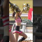 【スマホ全画面用】超絶カワイイ♥M☆Splash!! MIWA,SAKURA『We Love Marines 』千葉ロッテマリーンズ チアリーダー
