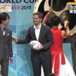 20180920 MX NEWS★ラグビーW杯まで1年!都内の盛り上がり
