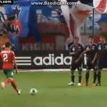 Stanislav Manolev Amazing Goal (Japan 0-1 Bulgaria) 30.05.2013