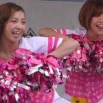 めちゃめちゃカワイイので圧倒されたw 福岡ソフトバンクホークス HONEYS(ハニーズ) E-girls – Anniversary!!