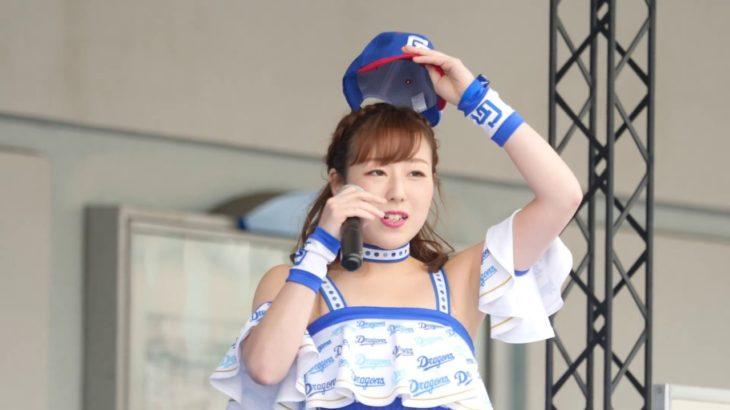 つば九郎ファンにおなじみになりつつある(?)チアドラMIKIちゃん ファンクラブ特典の帽子の紹介♥♥♥超絶カワイイッ♥