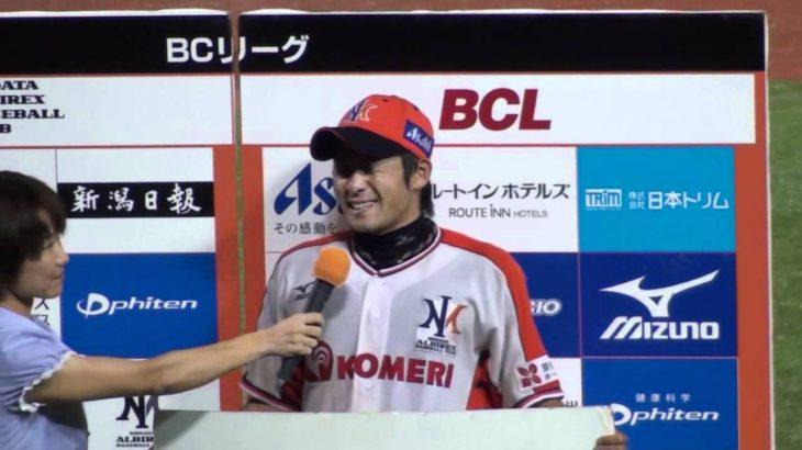 20110815 猛打賞 オモシロ稲葉