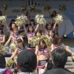 kawaii♥超絶カワイイッ♥M☆Splash!!『Anthem』Japanese baseball team Chiba Lotte Marines cute Cheer squad