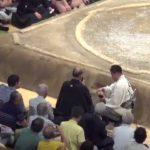 2014大相撲夏場所 14日目のハプニング