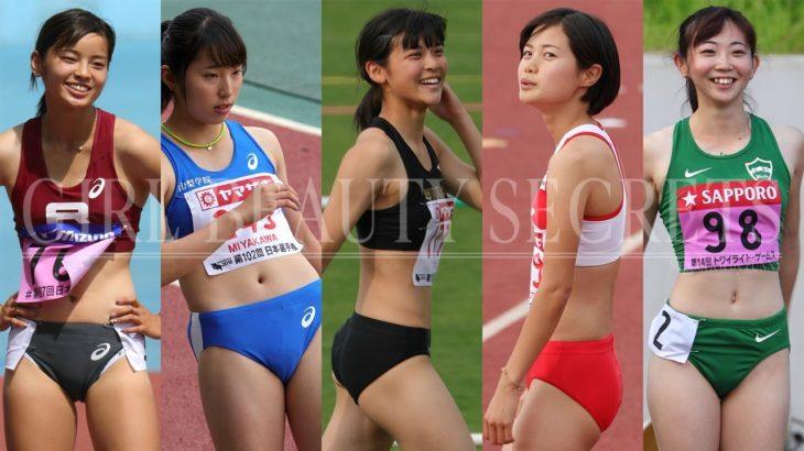 ☆陸上女子☆ マラソン駅伝シーズン突入したけど全く興味が無いんで、誠に勝手ながら今年気になった美人選手ベスト5を発表させてもらいます!
