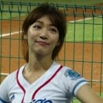 泱泱の腰振りがたまんないw かわいい!セックスィー♪台湾プロ野球 ラミガールズ
