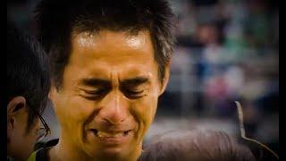 川口能活 日本サッカー史に残る感動の名場面集!泣けます 涙の最終戦 & スーパーセーブ集 SC相模原 【ゴールキーパー】