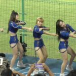 超絶かわいいラミガールズのセックスィーなダンス♥台湾プロ野球のチアリーダーがスゴイ!LamiGirls