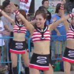 """超絶かわいい!kawaii Japanese cheerleader""""M☆Splash!!""""『Darling』西野カナ"""