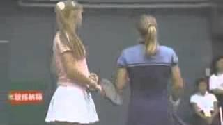 【テニス】試合中に起こったセクシーハプニング