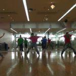 Dance振り付けクラス♪ 宮島インストラクター  2018/07/26 グンゼスポーツ mozoワンダーシティ