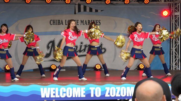 超絶カワイイッ♥M☆Splash!!「Winner」All for Chiba CHIBAユニフォーム