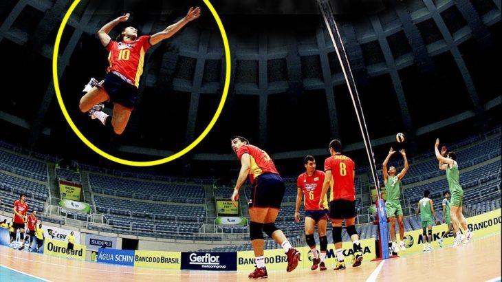 【バレーボール】178cm!? リアル小さな巨人の驚異のジャンプ力 フランシスコ・ルイズ【スーパープレイ】Vertical Jump Fran Ruiz