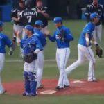 【横浜DeNAベイスターズ】2015.5.30 勝利のヒップアタック