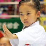 圧巻!空手少女、高野万優ちゃんの型 Mahiro Takano, Amazing Karate Girl