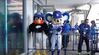 2017.4.27 ドアラさんとつば九郎さん