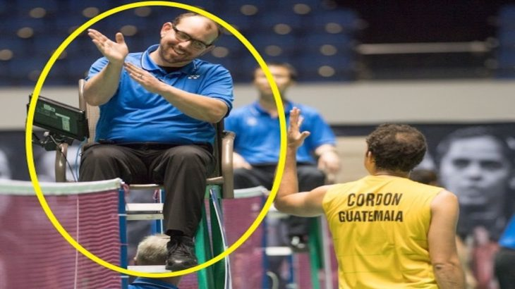 【バドミントン 】やってらんないよ!!どこ見てジャッジしてんだ!!選手たちの怒りの猛抗議【badminton】