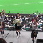ファイターズガール 2016.6.1 ミキティー&きりんちゃん&しいたん オモシロ応援隊①