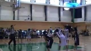 ウインターカップバスケットボール女子後半ハプニングが2011
