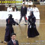 【テレ朝ch2】畠中宏輔 令和元年度警察剣道選手権大会