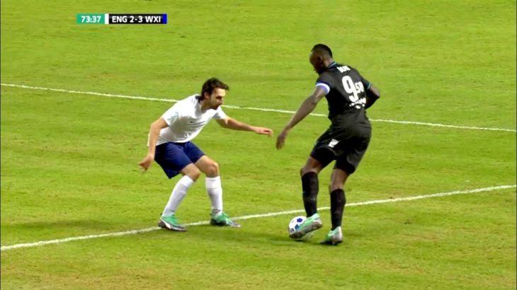 """""""人類最速男""""ウサイン・ボルト 驚きなサッカースキル集!ボルトはサッカー選手になれる?"""