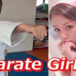 Karate Girl? No, Karate Lady! 大人になったカラテガール!