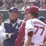 【乱闘⁉】危ないボールを投げた側の態度が悪い!